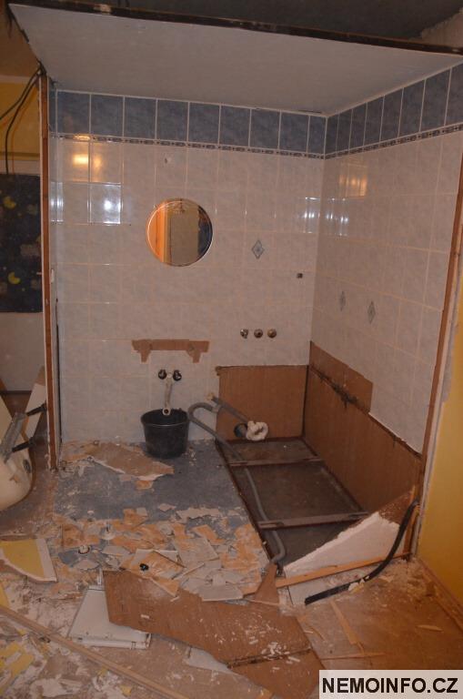 panelákové jádro demolice 08