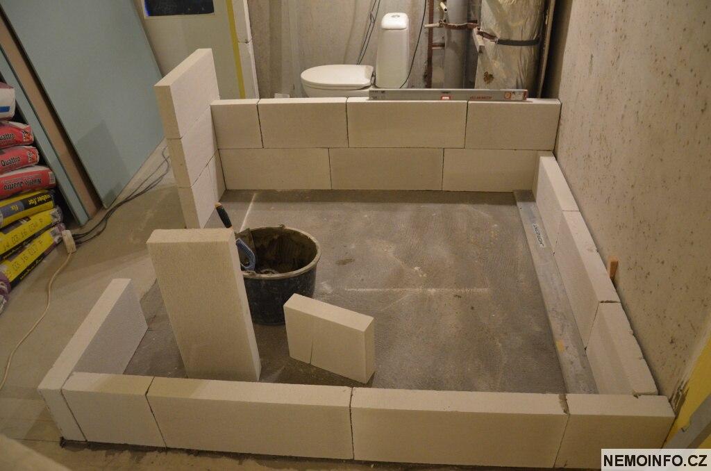 bytové jádro - koupelna a ytong 01