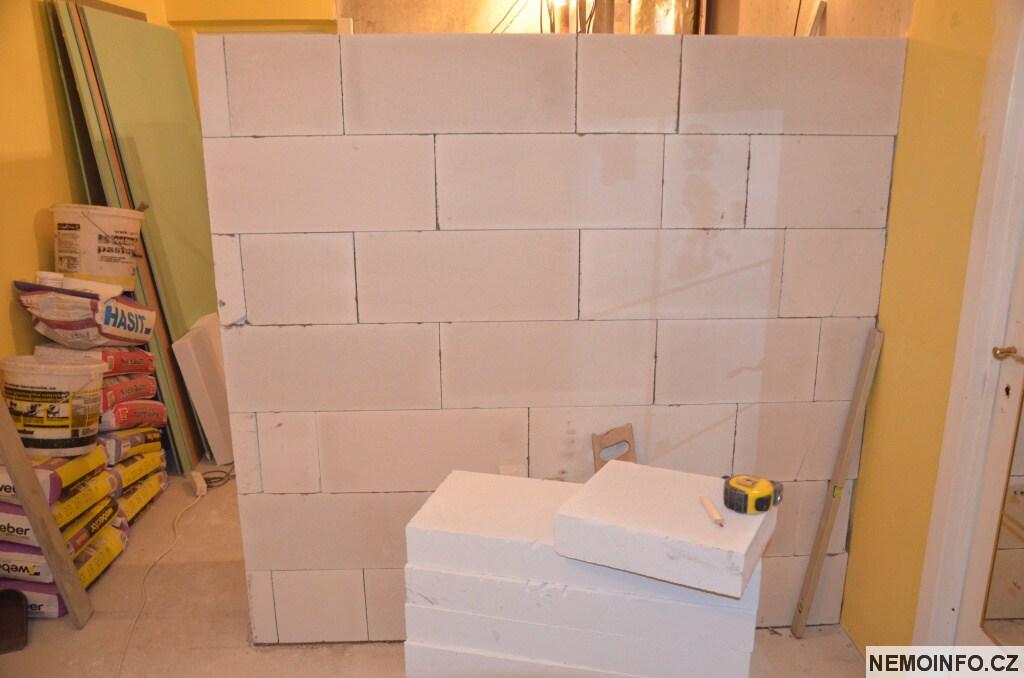 bytové jádro - koupelna a ytong 02