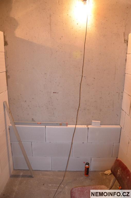 bytové jádro - koupelna a ytong 08