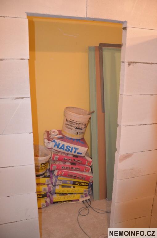 bytové jádro - koupelna a ytong 12