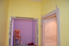 Nové dveře v paneláku 4
