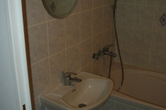 rekonstrukce koupelny stav z roku 2003 - 6