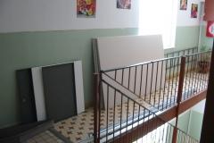 rekonstrukce koupelny obložení sádrokartonem stav 2006 - 3