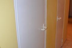 paneláková koupelna obložená sádrokartonem stav 2016 - 02