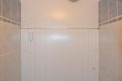 paneláková koupelna obložená sádrokartonem stav 2016 - 04