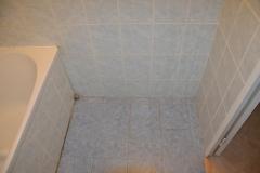 paneláková koupelna obložená sádrokartonem stav 2016 - 10