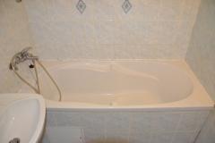 paneláková koupelna obložená sádrokartonem stav 2016 - 11