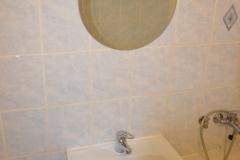 paneláková koupelna obložená sádrokartonem stav 2016 - 13