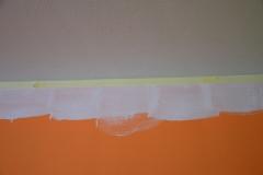 Malování bytu barvou Dulux 01
