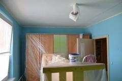 Malování bytu barvou Dulux 05