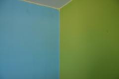 Malování bytu barvou Dulux 06