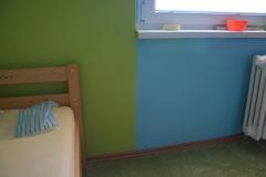 Malování bytu barvou Dulux 09
