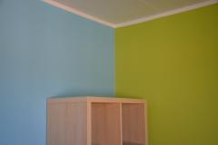 Malování bytu barvou Dulux 12