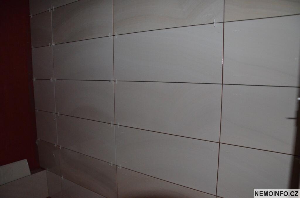 Nové obklady v koupelně