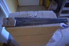 Obklady vany - pilka se hodí