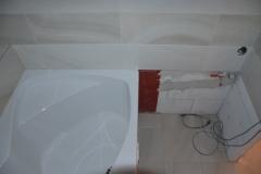 Pravá část vany
