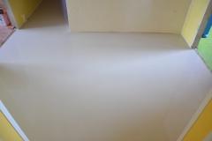 Stěrka v chodbě 2
