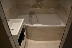 Paneláková koupelna 2