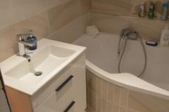 Paneláková koupelna 3