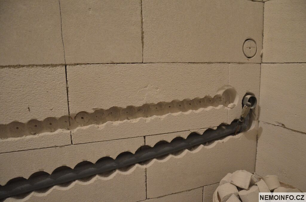 Rekonstrukce koupelny - rozvody vody 3