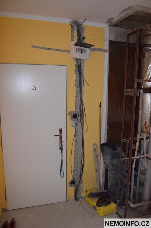 Rekonstrukce bytu a nové rozvody elektriky 3