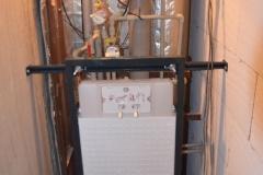 Rekonstrukce koupelny - nové wc