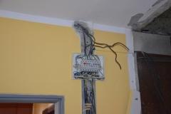 Rekonstrukce bytu a nové rozvody elektriky