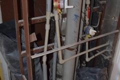 Rekonstrukce bytu - rozvody vody
