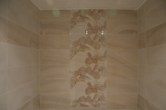 Spárování koupelny 1
