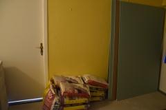 Stavební materiál pro rekonstrukci koupelny 10