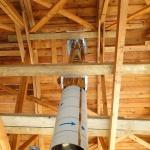 Nerezový komín – řešení pro každý dům