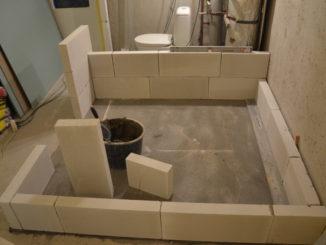 bytové jádro koupelna ytong