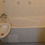 Rekonstrukce malé koupelny a wc v paneláku