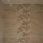 Spárování obkladů a dlažby v koupelně a na wc hotovo