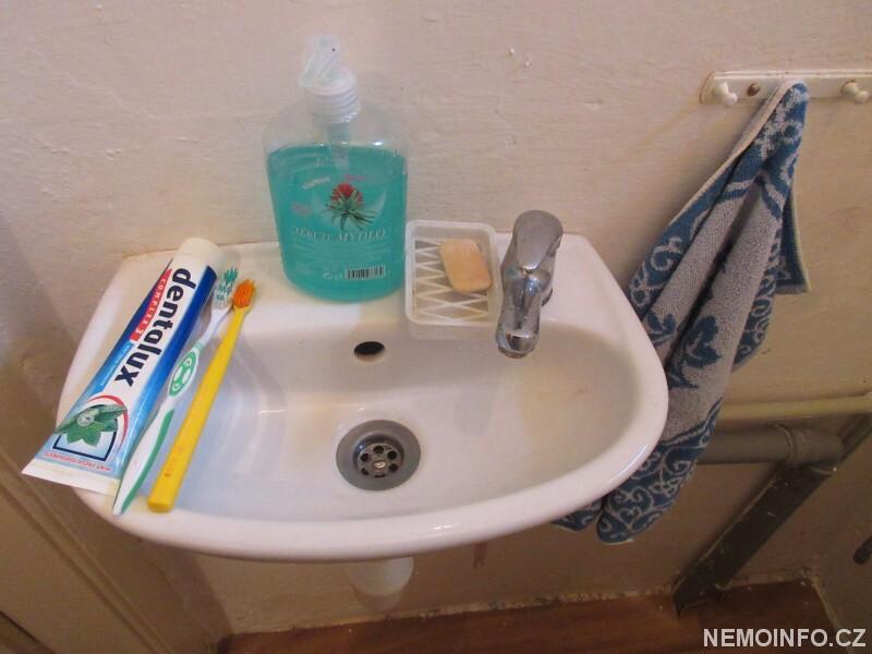 Mini koupelna