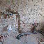 Rekonstrukce koupelny v rodinném domě – den 4, 5, 6
