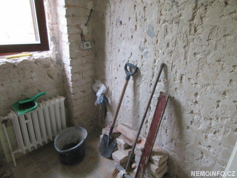 Nářadí - rekonstrukce koupelny