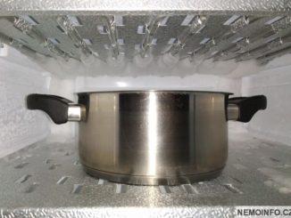Jak odmrazit mrazák